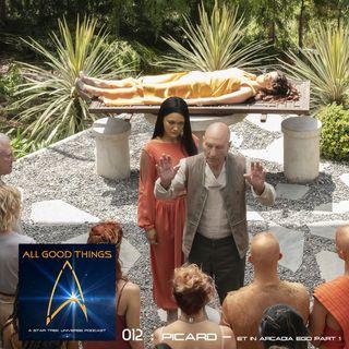 AGT: 012: Et in Arcadia Ego, Part 1