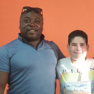 #malta Interview with Eric Ngalle Charles