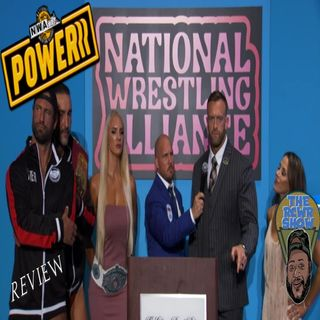 NWA Powerrr Ep 40: Humbled Nick Aldis Returns with message for Murdoch! The RCWR Show 9/7/21