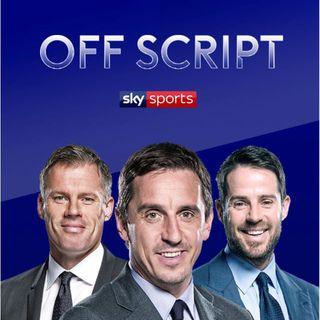 Off Script: Nev's Utd island with England