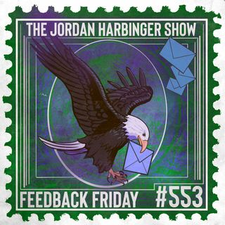 553: Is Friend's Fiancé Despotic or Simply Erotic?   Feedback Friday