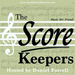 From Spain to New York City with Alberto Anaya - SCORE KEEPERS #205