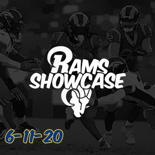 Rams Showcase - Running Back Trial