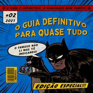 O Guia Definitivo Para Quadrinhos em Junho