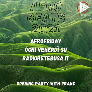 Franz - Afro Beats 2021 Vol 3