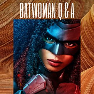 Batwoman Q And A