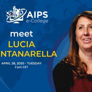 AIPS e-College: Lucia Montanarella ep.6