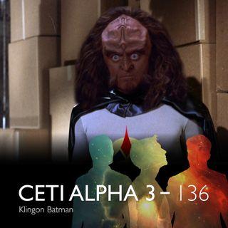 136 - Klingon Batman