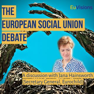 A discussion with Jana Hainsworth, Secretary General Eurochild