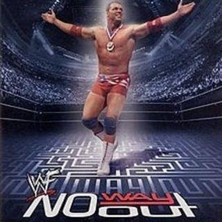 J & C Rewind #14: WWF No Way Out 2001