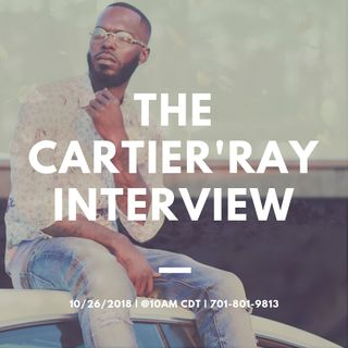 The Cartier'Ray Interview.