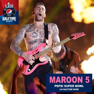Maroon 5 - Live At Pepsi Super Bowl LIII Halftime Show (feat. Travis Scott & Big Boi) | Full Show | Full Concert | Adam Levine |