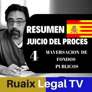 Resumen 4 Analisis Juicio Proces 1-O | Independencia | Noticias Catalunya| Resum Judici| Juez Marchena