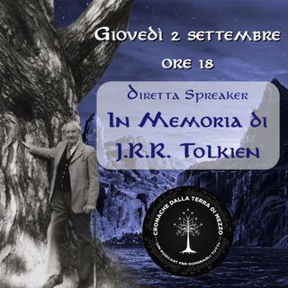 """In memoria di J.R.R. Tolkien: analizziamo il nuovo libro """"The Nature of Middle-earth"""" con GIANLUCA COMASTRI"""