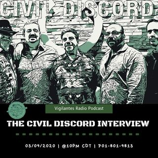 The Civil Discord Interview.