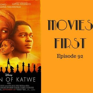 Queen of Katwe (A true story) - Movies First with Alex First & Chris Coleman Episode 92