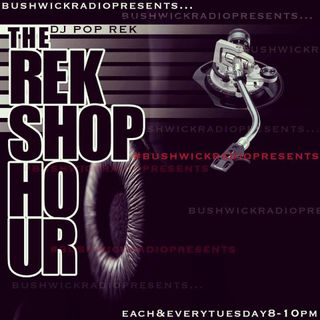 The Rek Shop Hour with Papote In The Mix 12.4.18