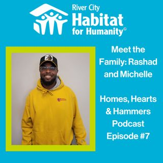 Meet the Family: Rashad and Michelle