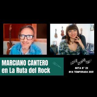 La Ruta del Rock con Marciano Cantero