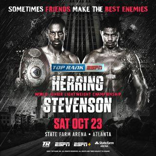 Jamel Herring vs Shakur Stevenson Alternative Commentary