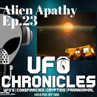 EP.23 Alien Apathy