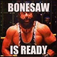 WWE finally Bonesaw to the Hall Of Fame