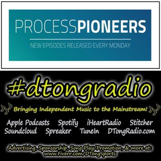 #NewMusicFriday on #dtongradio - Powered by Process Pioneers w/ Daniel Rayner