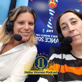 Hellas Women Podcast | Gaia Brunelli & Martina Angelini (Sky Sport)  | 4 dicembre 2020