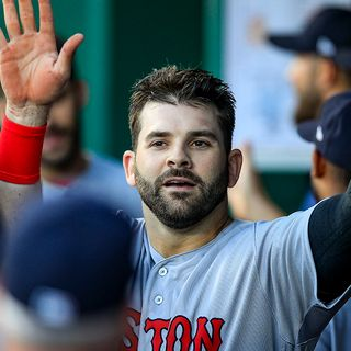 Mitch Moreland Excited To Be First-Time All-Star