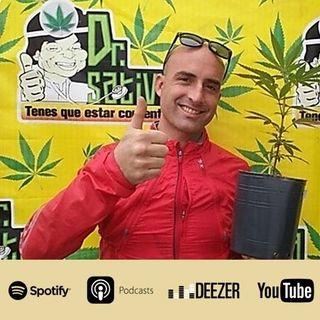 Capítulo 38: Tertulia - Autocultivo y Cannabis en Argentina