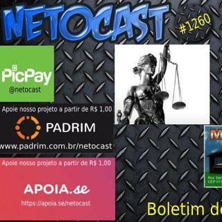 NETOCAST 1260 DE 26/02/2020 - BOLETIM DE DIREITO