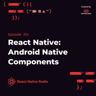 RNR 214 - React Native: Android Native Components
