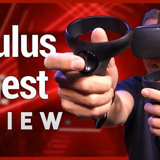 Hands-On Tech: Oculus Quest Review