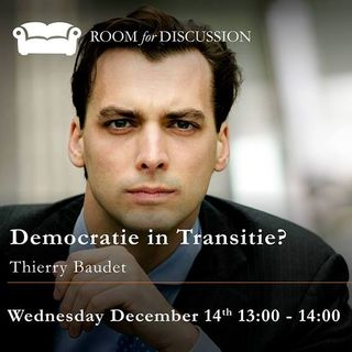 Thierry Baudet - Democratie in Transitie (NL)