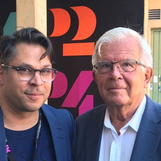 Söndagsintervjun i Almedalen med Alf Svensson