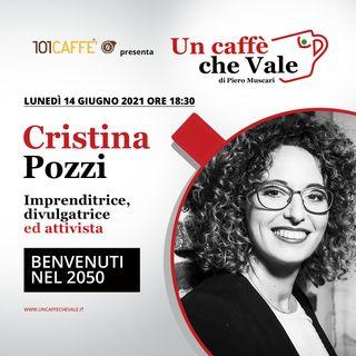 Cristina Pozzi: Benvenuti nel 2050