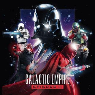 Metal Hammer of Doom: Galactic Empire - Episode II