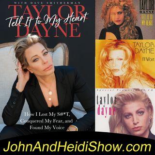 10-04-19-John And Heidi Show-TaylorDayne