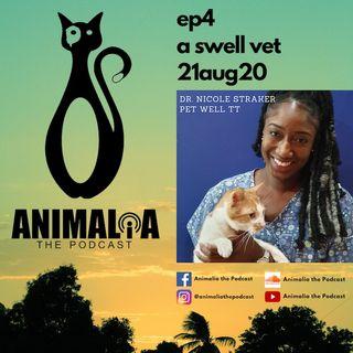 ANIMALIA 04 - A Swell Vet - 21Aug20