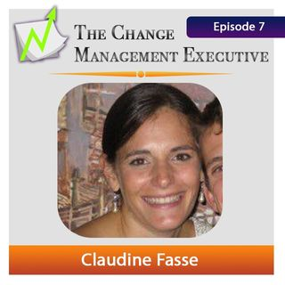 """Leave Your Titles at the Door"" with Claudine Fasse"