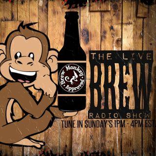 The Live Brew Radio Show Episode 3 2/7/16