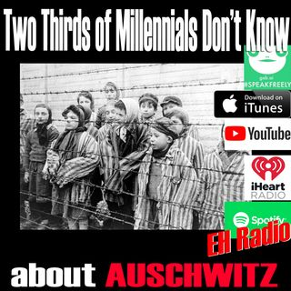 Morning moment Two Thirds of Millennials Don't Know about Auschwitz Oct 24 2018
