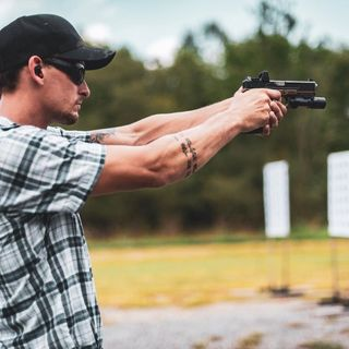 Episode 47 - Faith, Family, and Firearms with Baret Fawbush