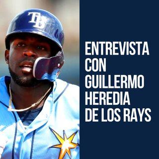 Guillermo Heredia manda un lindo mensaje a su papa