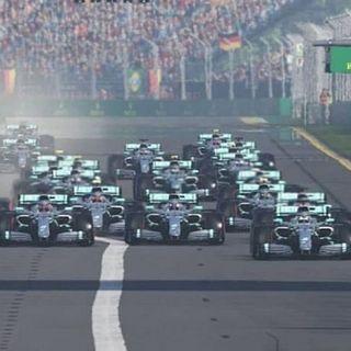 Simply Formula - Гасли угли 🏁 Сезон 2020 и коронавирус