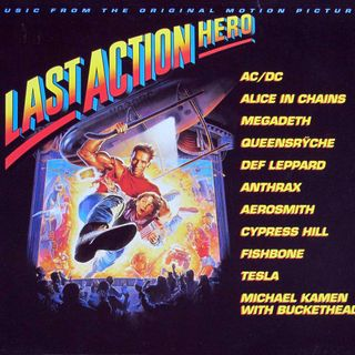 "Last Action Hero: una colonna sonora ""pesante"""