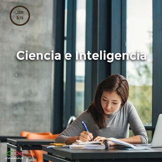 Oración 26 de febrero (Ciencia e Inteligencia)