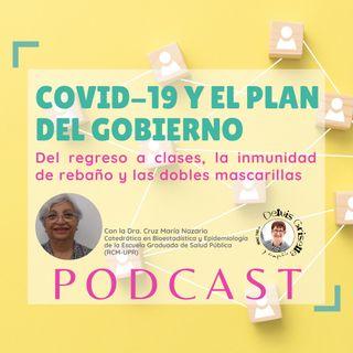 El retorno a clases y el plan del gobierno por el Covid-19