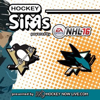 Penguins vs Sharks: Game 6 (NHL 16 Hockey Sims)