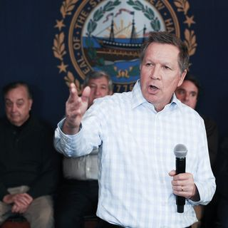 A clever John Kasich Montage
